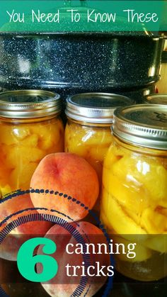 6 Canning Tips That