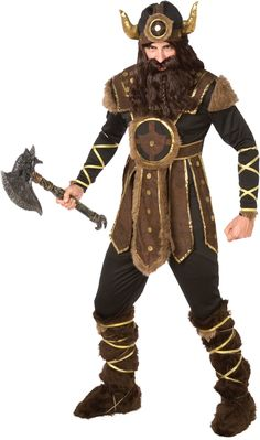 Vicious Viking Adult Costume from BuyCostumes.com