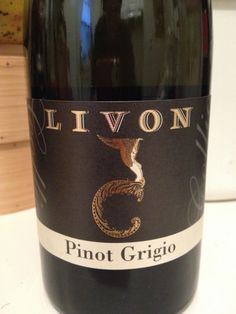 2013 Livon, Pinot Grigio, Friuli-Venezia Giulia, Collio DOC is Wine of the Week for December 18, 2014 on www.eatsomethingsexy.com