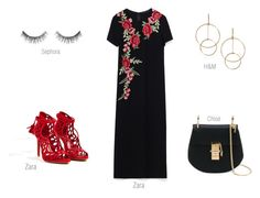THE DRESS 3 by ireneconcello on Polyvore featuring Chloé