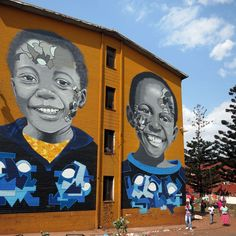 Street Art in Harare