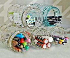 Love this idea but if only I had enough room to put the jars...