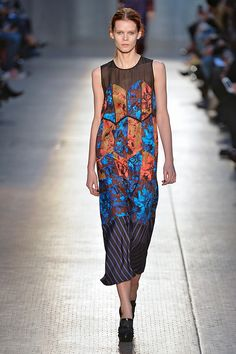 Trend: Optic Prints, Paul Smith // Fall fashion 2014: 231 photos of the top 10 trends of the season http://www.fashionmagazine.com/fashion/2014/08/18/fall-fashion-2014-top-10-trends/