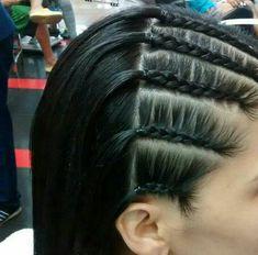 Toddler girl hair #peinadosdefiesta