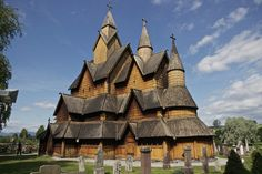 Heddal Stave Church, Norway - Stave Churches Are All Wood, Dragons, and Beauty | Atlas Obscura