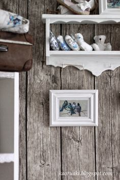 shabby chic and old wood