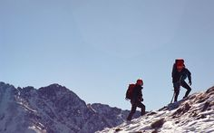 The Surprising Side Effect of a Winter Hike | Rodale's Organic Life