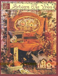 Decorative and Tole Painting Books   ... The Vines By Jamie Mills-Price Book Decorative & Tole Painting & More