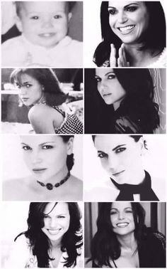 Lana Parrilla over the years