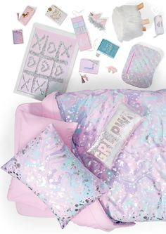 Bedroom girls pastel girly ideas for 2019 Cute Bedroom Ideas, Girl Bedroom Designs, Girls Bedroom, Bedroom Decor, Bedrooms, Unicorn Room Decor, Unicorn Rooms, Unicorn Bedroom, Justice Accessories