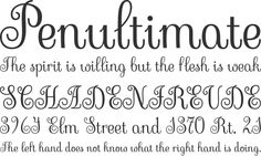 This upright script is decorative and fanciful. Sevillana Alphabet available for free download from Font Squirrel.