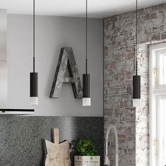 Kvik Cylinder-valaisin Kitchen Pictures, Lighting, Design, Home Decor, Google, House, Kitchen Photos, Decoration Home, Light Fixtures