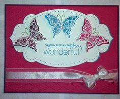 Butterflies MissyJ 2012-  Stampin' Up! Papillon Potpourri