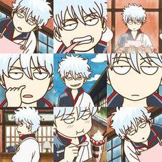 50 shades of Gintoki