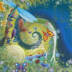 The Garden ~ by Amanda Clark Art