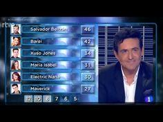 CARLOS MARIN (Il Divo) Voting Madrid, 1- 2-2016