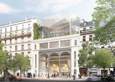 Etoile Voltaire by Olivier Palatre Architectes, Atelier Roberta