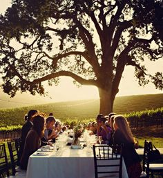 this is exactly how I picture sunday brunches/lunches in the future where everyone gathers at my beautiful country home :) unrealistic?? hmmm