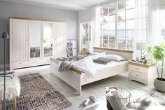 Ložnicový set, bílý nábytek do ložnice