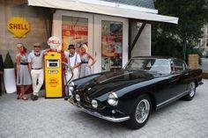 Back to the 50's! #Alonso #Massa #Ferrari