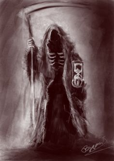 Grim Reaper by bjarmibe