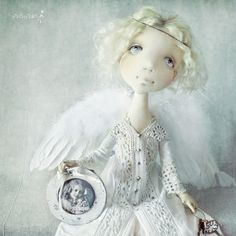 YanasToys: Angel / Angel ... this lady is the ultimate in soft doll making ...she's the best !