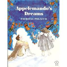 VERBS-I simply read this book, and at the end of each page, I repeated many of the powerful verbs. We then charted the verbs, just like before, wrote sentences, and shared with partners and the class. - Appelemando's Dream