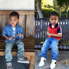 Junior Outfits, Toddler Outfits, Baby Boy Outfits, Kids Outfits, Little Boy Fashion, Baby Boy Fashion, Kids Fashion, Pretty Boy Swag, Pretty Baby