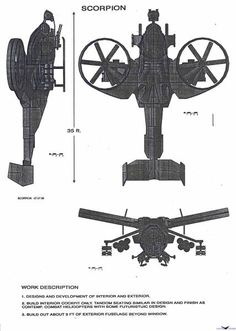 Scorpion Gunship, Avatar 2009 film