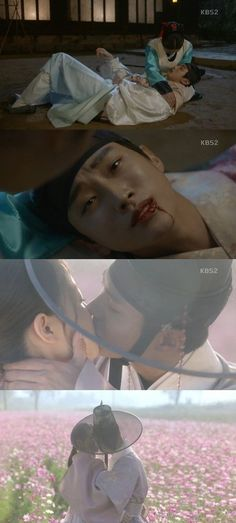"[Spoiler] ""Moonlight Drawn by Clouds"" Park Bo-geom and Kim Yoo-jeong shine"