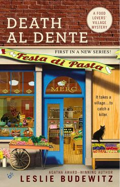 Death Al Dente (Food Lovers' Village Mystery): Leslie Budewitz: This was so fun to read b/c it takes place in my hometown - or very near it. Cozy Mysteries, Best Mysteries, Murder Mysteries, Mystery Novels, Mystery Series, Mystery Thriller, Bude, I Love Books, Read Books