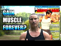 Bodybuilding Videos, How Many Years, Weight Machine, Workout Videos, Gain, Muscle, Motivation, Youtube, Muscles