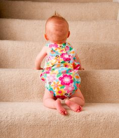 baby proofing your house... Always good to know..