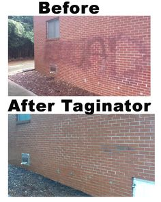 Here is another letter from a very satisfied customer of Taginator Graffiti Remover. Read full story here: http://taginator.com/wordpress/2014/09/10/praise-taginator-graffiti-remover-customer/