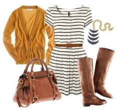 Fall outfit and I love the satchel!