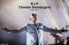 I just don't want to believe it, but Mike Shinoda just confirmed the death of Chester Bennington. Unofficially Chester committed suicide. More news will follow soon from Linkin Park.