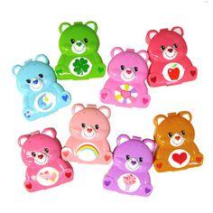 Care Bear pill case