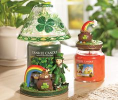 This lucky leprechaun, crafted in our finely detailed resin sculpture, has found his pot of gold.