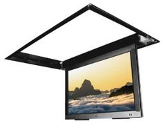 1000 ideas about tv ceiling mount on pinterest tv wall for Motorized ceiling tv mount