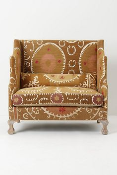 Vintage inspired seat for two