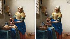 In een online glutenvrij museum kun je genieten van beroemde kunstwerken, maar dan wel zonder gluten.