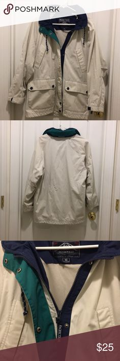 Pacific Trail Windbreaker/ Raincoat Jacket Brand New Jacket! Great Quality, cool buttons too! Pacific Trail Jackets & Coats Windbreakers