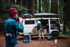 A Road Trip from Santa Barbara to Tofino by Trevor Gordon, photos by Jeremy Koreski Vw Bus, Volkswagen Westfalia Campers, Vw T3 Syncro, T3 Camper, Volkswagen Transporter, Camper Van, Vw Camping, Camping Life, Outdoor Camping