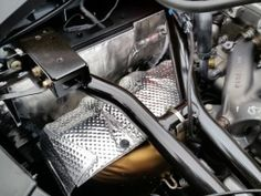 Heat shield kit from Polaris - Slingshot General Discussion - Polaris Slingshot Forum