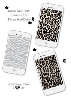 animal-print-phone-wallpaper
