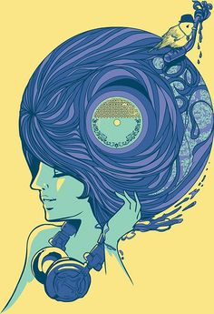 music head by huebucket, via Flickr