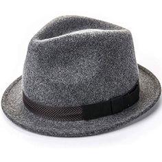 FeiNianJSh Cappello per Donne//Uomini Cappello da Sole di Lana Estivo per Laday Chiesa cap Panama Fedora 56-58cm 10