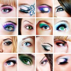 crazy eyeshadow designs | the-wild-eye-makeup-test