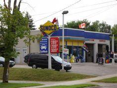 43 Best Sunoco Filling Station Images Filling Station Old Gas