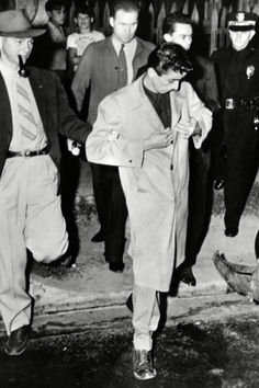 "Zoot Suit- radical and class restrictions during WWII Zoot Suit riots. Mexican American targeted by military service men. Knee length Zoot suit was deemed ""unpatriotic"" used lots of fabric during wartime rations. The problem had to do with Mexican roots."